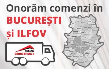 Transport in Bucuresti si Ilfov