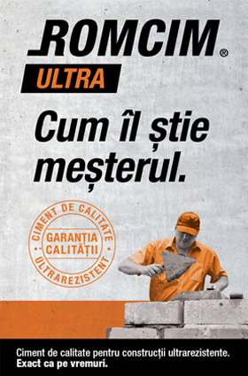 Ciment ROMCIM Ultra