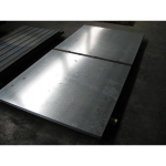 Tabla zincata 0.5x1250x2500 10.5kg