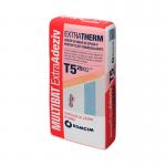 EXTRA THERM T5 25kg - Adeziv si masa de spaclu pentru placi termoizolante
