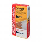 EXTRA ZID Z6 25kg - Adeziv de zidarie pentru caramida si BCA