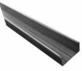 Profil UA75 2mm