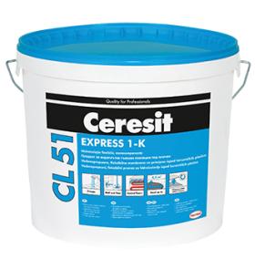 Pelicula etansare monocomponenta Ceresit CL51 5kg