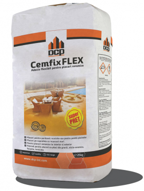Adeziv Cemfix FLEX