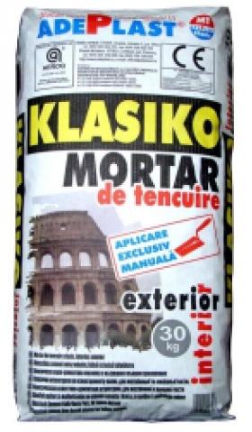 Mortar Adeplast Klasiko tencuiala 30kg